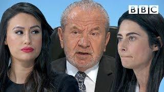 Emotions run high as Lord Sugar announces £250,000 WINNER  | The Apprentice - BBC