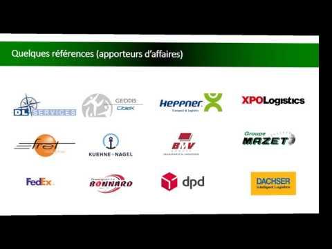 Ulysse Transports Express   video site web