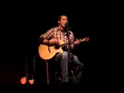 Warren Barfield- Mistaken (Acoustic)