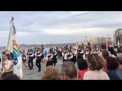 banda gaitas en Xixón