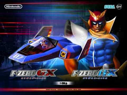 F-Zero GX/AX OST - Captain Falcon Theme