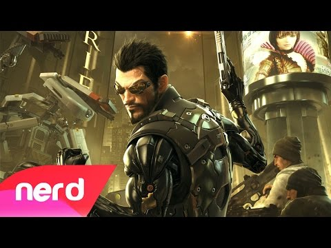 "Deus Ex Mankind Divided Song | Humans |#NerdOut (""twenty one pilots - Heathens"" Parody)"