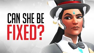 The Symmetra Problem in Overwatch