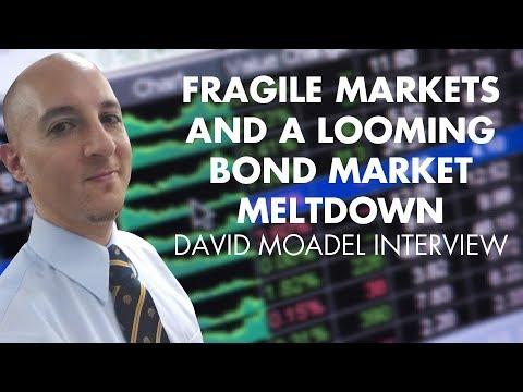 Fragile Markets And A Looming Bond Market Meltdown - David Moadel Interview