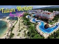 Traveling to Tulum Mexico Vlog! New All Inclusive Resort tour and Room Tour!