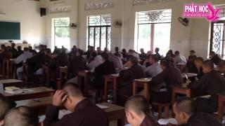 Trường Trung cấp Phật Học Đồng Nai - khóa 6