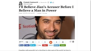 Ghomeshi firing sets web ablaze