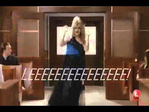 LEE TERGESEN gets HOT!HOT!HOT! in DRAG *DROP DEAD DIVA*
