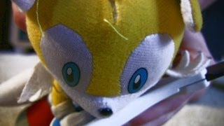 Sonic Plush Adventures-The Bomb