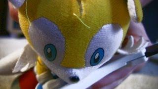 Sonic Plush Adventures-The Bomb