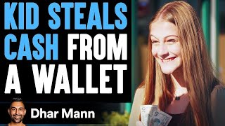 Kid Steals Money From A Wallet, Stranger Teaches Her A Lesson | Dhar Mann