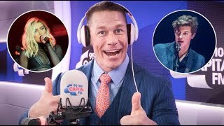 John Cena Reviews 2017
