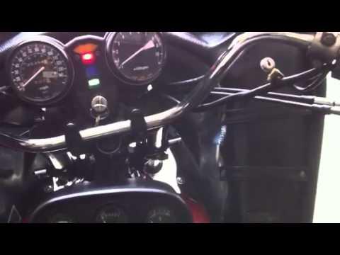 Honda GL1000 Cafe Racer