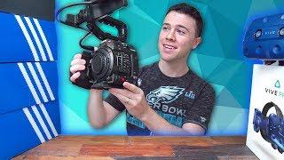 New Camera! Random Tech Haul - June!