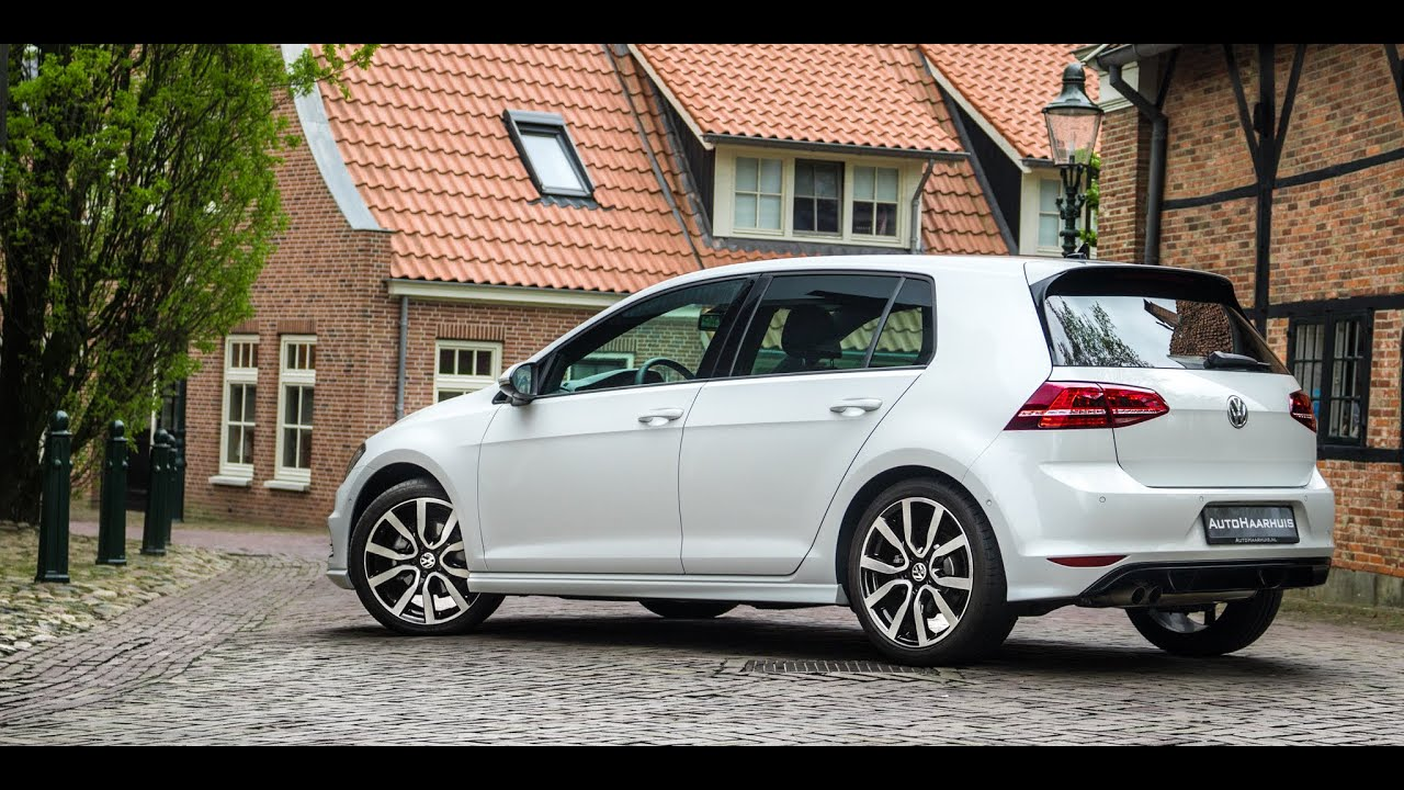 volkswagen golf 1 4tsi 140pk act r line youtube. Black Bedroom Furniture Sets. Home Design Ideas