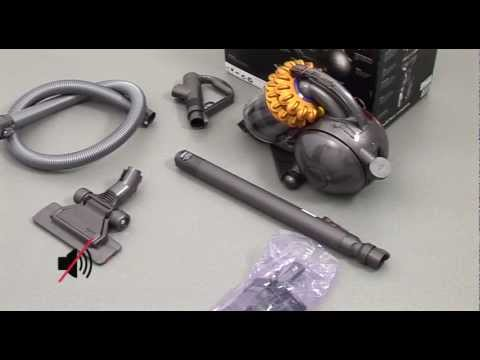 Dyson DC47 - Getting started (Official Dyson video)