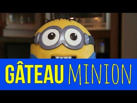comment-faire-le-gâteau-d'un-minion!-(tutoriel)-/-how-to-make-a-minion-cake!-(tutorial)