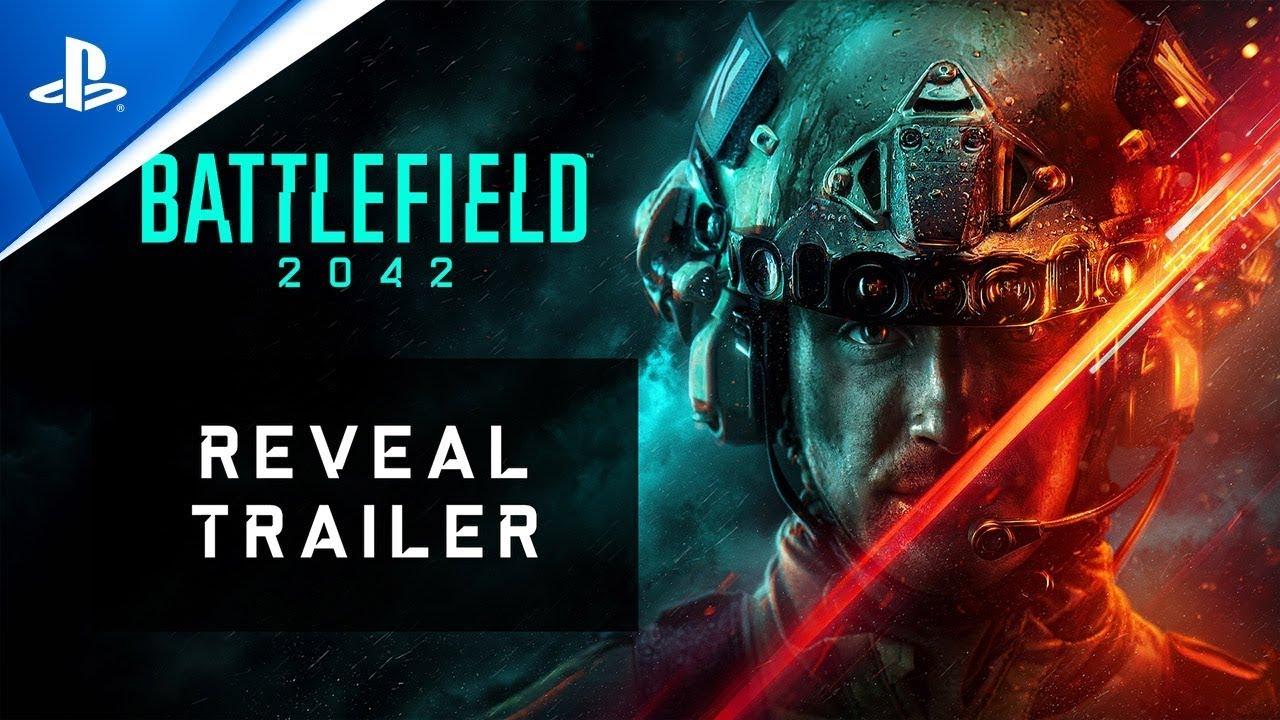 Battlefield 2042 - Official Reveal Trailer (ft. 2WEI)   PS5, PS4