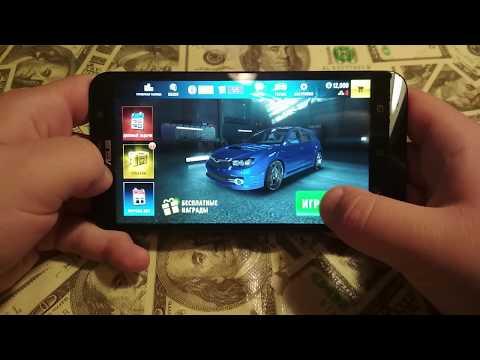 Asus Zenfone Go TV тест в играх / Asus Zenfone Go TV Gaming Test