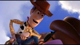 'Disney / Pixar's CAPTAIN AMERICA: The Winter Soldier': (Original) Toy Story Mash-Up Trailer