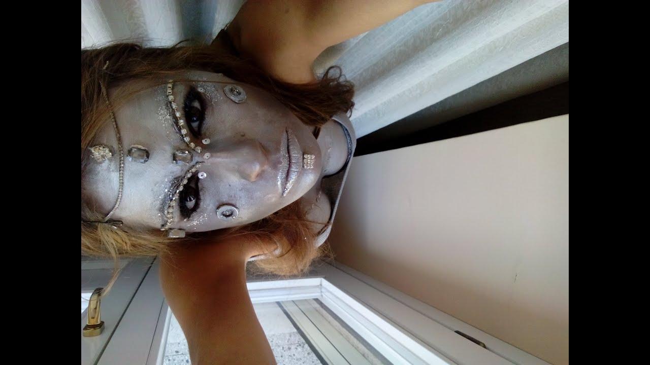 Halloween MakeUp Tutorial: \