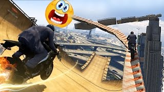 EPIC GTA 5 CHALLENGE (GTA 5 Funny Moments)