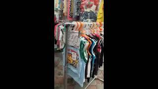 Видео Распродажа детской одежды Гуанчжоу