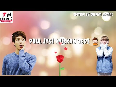 Phul jaisi muskan teri (anari movie ) best whatsapp status