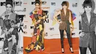 MTV Video and Music Awards, India: Priyanka goes