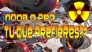 Que prefieres ser Noob o Pro?? |Bomba Nuclear [XI] Vector|