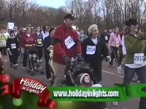 Holiday in Lights at Sharon Woods - YouTube