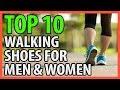 ⭐️✔️ 10 Best Walking Shoes 2019 For Men & Women 👍🏻⭐️