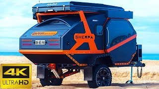 Top 5 New Off-Road Camper Trailer for Off-Grid Trips