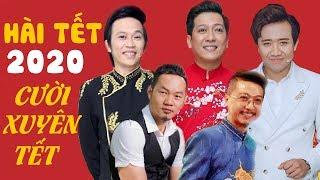 Hài Tết 2020 - CƯỜI XUYÊN TẾT CANH TÝ Cùng Hoài Linh, Trấn Thành, Trường Giang, Hứa Minh Đạt