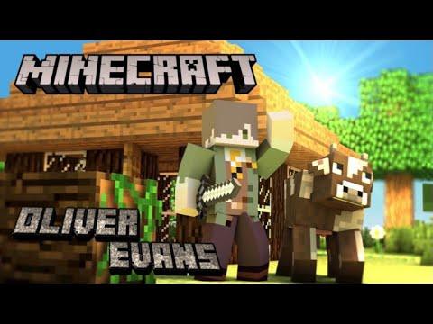 【Minecraft】雑談しながらにじさば観光【オリバー・エバンス/にじさんじ】