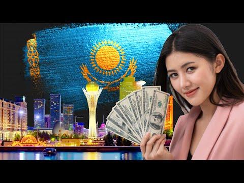 En Zengin Türk Devleti KAZAKİSTAN Hakkında 17 İNANILMAZ GERÇEK