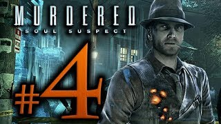 Murdered Soul Suspect Walkthrough Part 4 [1080p HD] - No Commentary