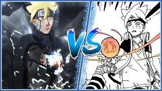 БОРУТО Манга vs Аниме? Что лучше | Почему Боруто - плохое аниме | Наруто