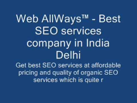 Affordable SEO Packages India at WebAllWays