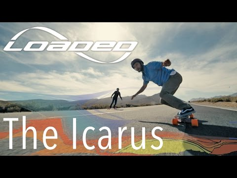 Loaded Boards Release | The Icarus with Adam & Adam - YouTube