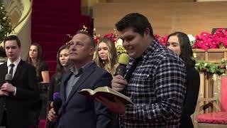 Рождественский концерт в Seattle Bethany - 'Смысл Рождества'