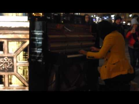 street pianist, Soryang 1