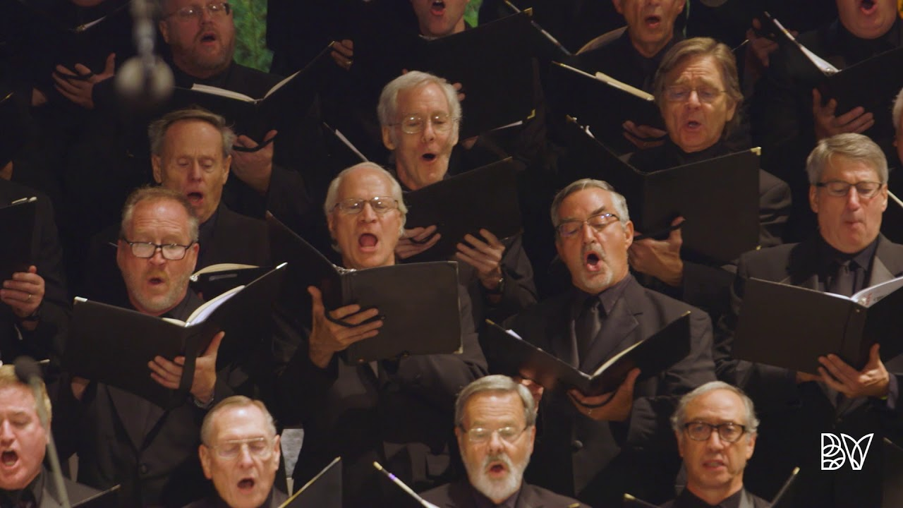 "Bernstein@100 in Vail: ""Chichester Psalms"""