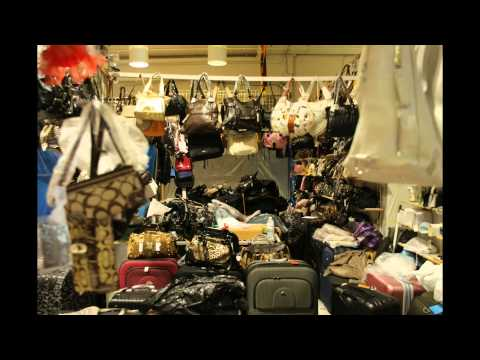 AROUND TORONTO IN 80 SECONDS TORONTO WEST FLEA MARKET