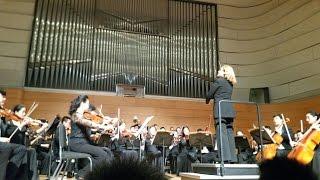 "Schumann Symphony no 3 ""Rhenish"", Qingdao Symphony Orchestra, Talia Ilan"