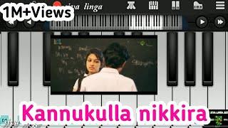 Kannukulla nikkira [] ablum love bgm [] prefect piano []