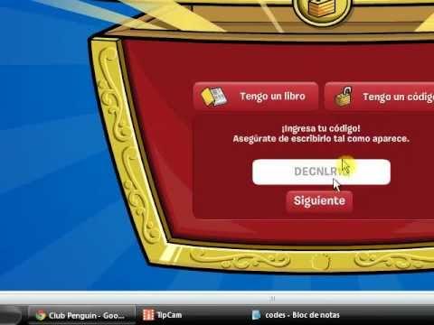 """""""club-penguin""""-(códigos-para-desbloquear-accesorios-y-dinero)-official-[hd]"""