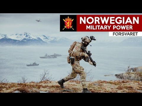 Norwegian Military Power 2017