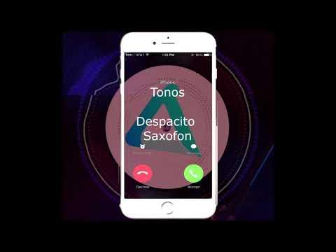 Descargar tonos de llamada Despacito Saxofon mp3 gratis   Tonosdellamadagratis.net