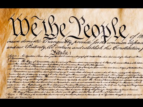 United States Constitution: Episode 003 - Article 1, Sections 3 and 4